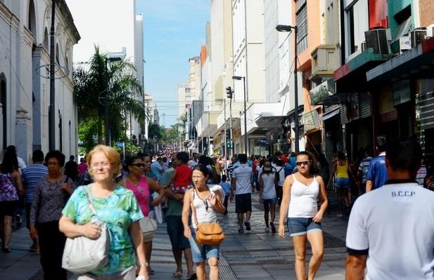 Fluxo de pessoas no varejo registra queda no 1º semestre de 2015