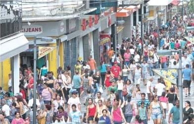 Vendas no comércio de Campinas no feriado batem recorde histórico, diz levantamento