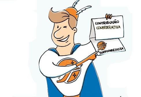 Pagamento da Contribuição Confederativa vence em 30 de abril