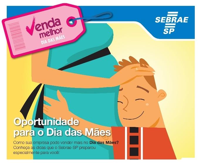 Sebrae lança guia para Dia das Mães