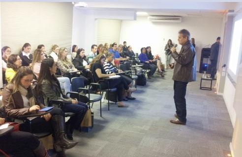 Gerente do Sebrae dá aula de Empreendedorismo no Sindi