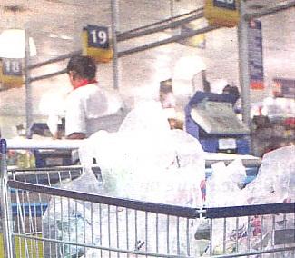 Justiça paulista exige fornecimento de sacola biodegradável