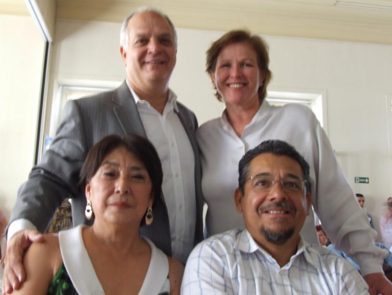 Sindivarejista prestigia nova diretoria do Instituto de Saúde Integrada