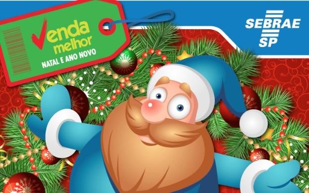 Sebrae lança cartilha para lojista vender melhor no Natal