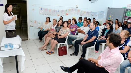 Escolas públicas de Indaiatuba recebem visitas de juízes