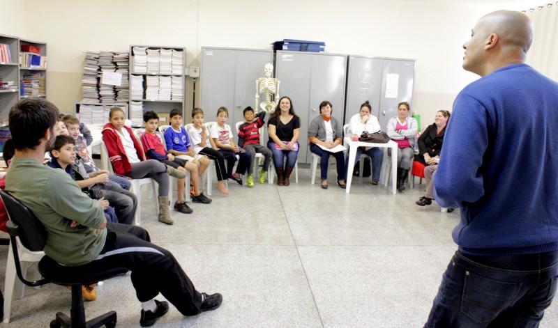 Alunos de Indaiatuba aprendem a dar vida às palavras