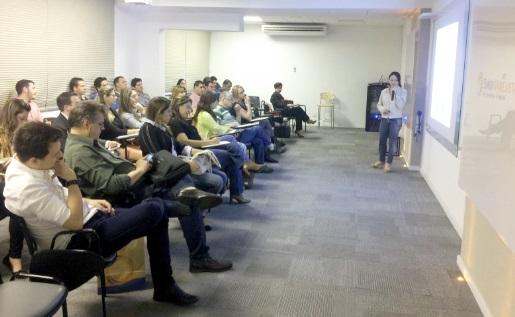 Mini palestras no Sindivarejistas destacaram dicas de Comunicação para o Varejo