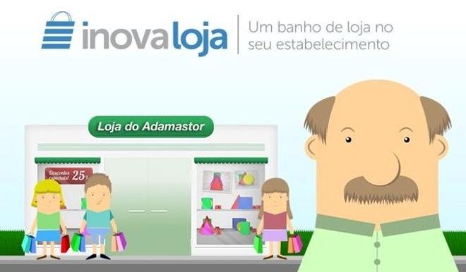 Inova no Varejo atenderá comerciantes da área central no próximo dia 19