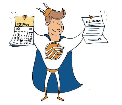 Comerciante peça já o Certificado de Adesão para o feriado de Tiradentes, dia 21 de abril