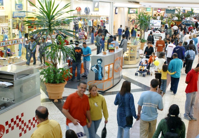 Varejo prevê aceleração de vendas nos meses de fevereiro e março