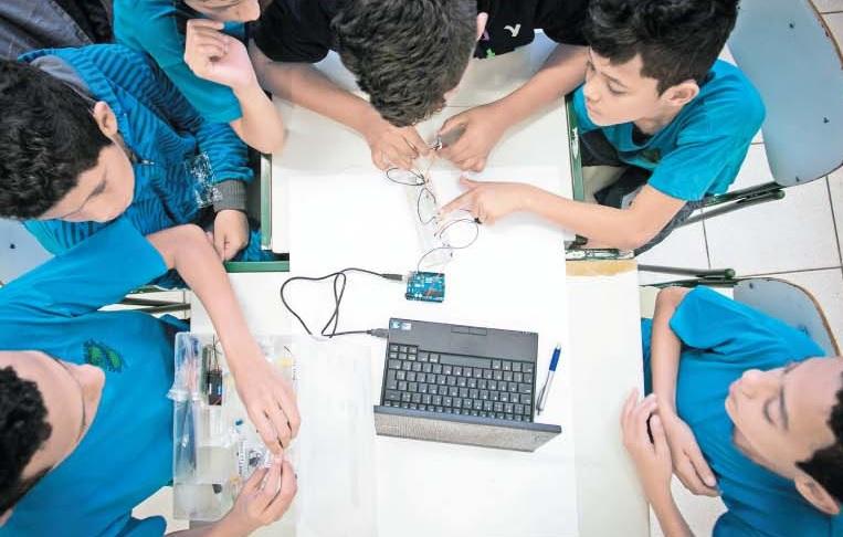 Aulas de empreendedorismo já fazem parte do currículo na rede pública