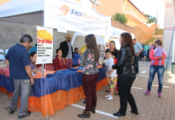 SindiVarejista participa de arraial do Sescon em prol de entidades de Campinas
