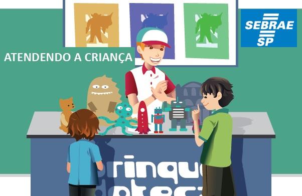 Confira as dicas do Sebrae para vender mais no Dia das Crianças