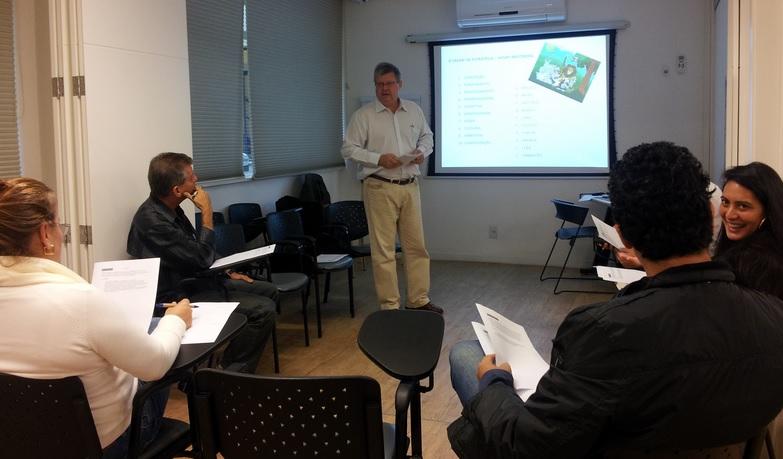 Curso de Planejamento de MKT tem 1ª aula no Sindivarejista