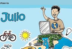 Blog do Júlio é relançado com novidades e muitas histórias diferentes