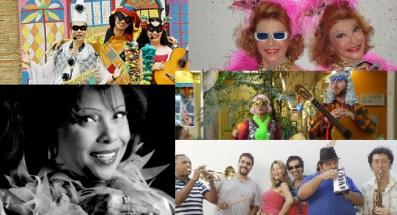 Blog do Julio fala sobre as diferenças do Carnaval em vários pontos do país