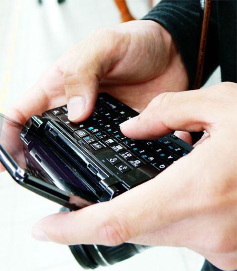 Consumidor ainda teme pagar conta por celular