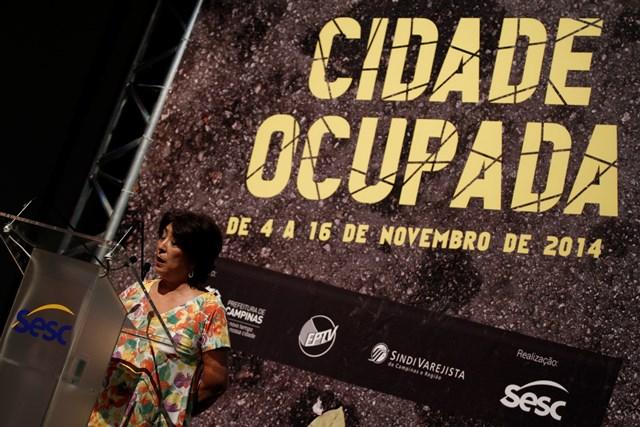 Sindivarejista participa da abertura do 'Cidade Ocupada' do Sesc