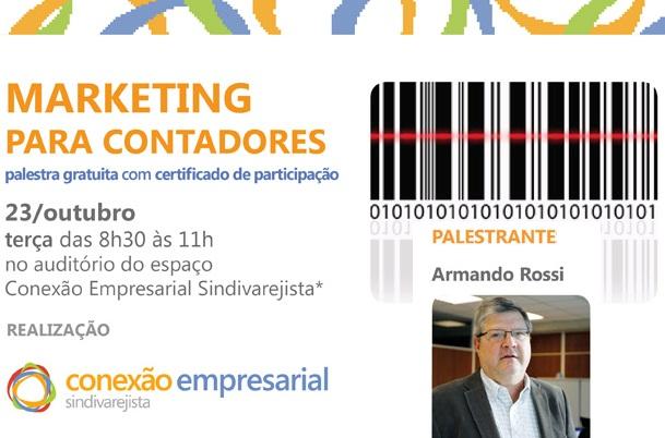 Conexão Empresarial faz palestra nesta 3ª-feira para contadores