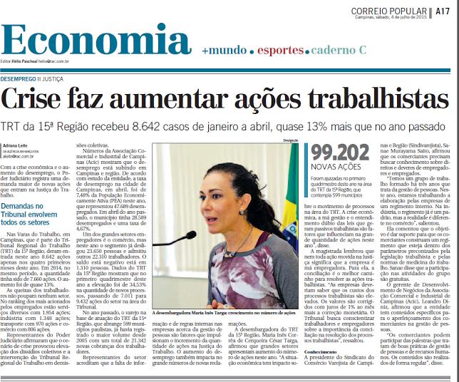 Presidente SindiVarejista fala do Gestão de RH em entrevista
