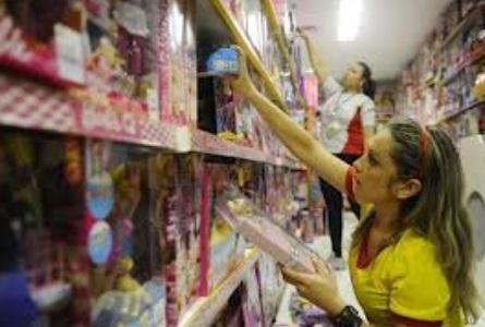 Vendas para o Dia da Criança cresceram 3%