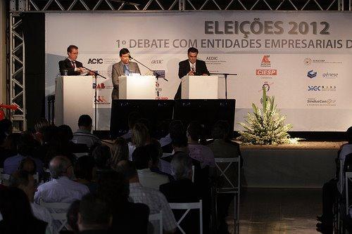 Candidatos recebem carta do varejo da presidente do Sindivarejista