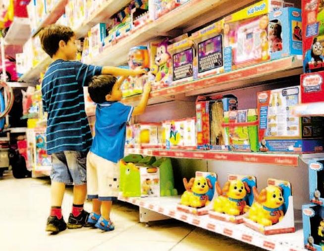 Dia das Crianças na RMC: expectativa é de alta de 6% nas vendas e faturar R$ 303 mi