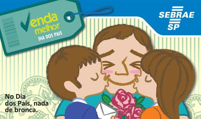 Varejista, veja dicas do Sebrae para melhorar as vendas do Dia dos Pais