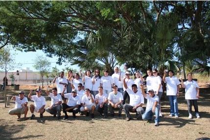 Conexão Social participou de Feira Literária no sábado