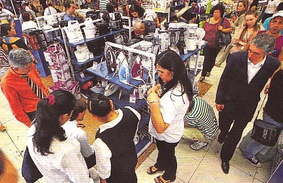 Comércio é o maior empregador do Brasil