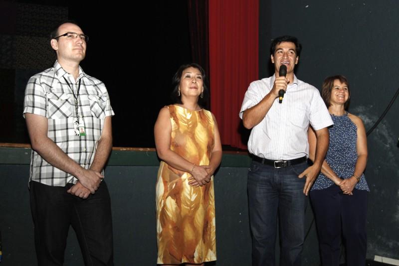 Prefeito de Indaiatuba faz encerramento do Conexão Social Sindivarejista 2012