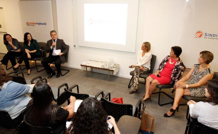 Mulheres empreendedoras da região fazem encontro no SindiVarejista