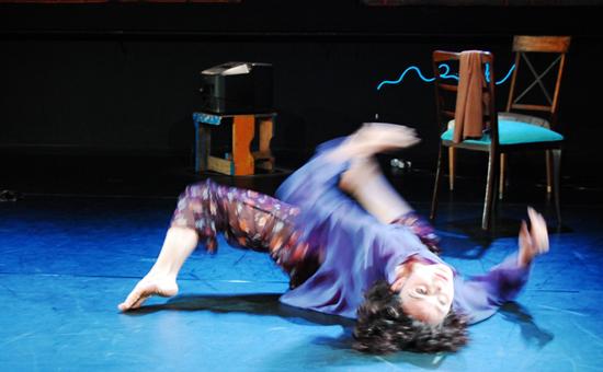 Sesc Campinas apresenta espetáculo de dança gratuito no dia 12/05