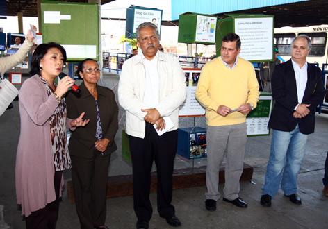 Prefeito de Campinas abre exposição Conexão Social Sindivarejista no Ouro Verde