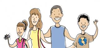 Sindivarejista leva o Blog do Júlio à Feira Literária de Indaiatuba