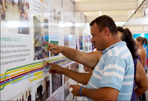 Conexão Social apresenta livros de estudantes em Indaiatuba