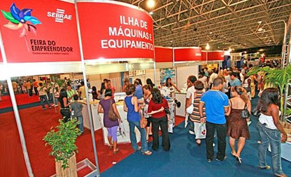 Sebrae levará empresários da região de Campinas para a Feira do Empreendedor