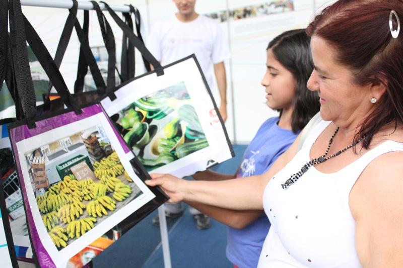 Mostra fotográfica interage com público e emociona aluno e professor