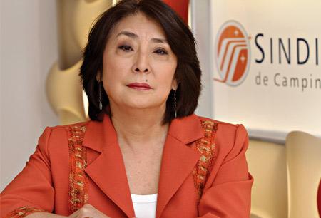 Sanae Murayama SaitoPresidente do Sindivarejista Campinas