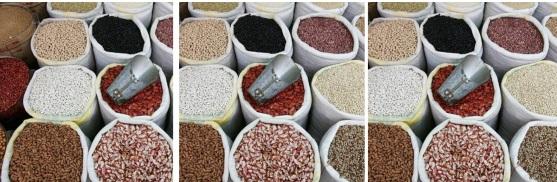Blog do Julio mostra como funciona um supermercado a granel