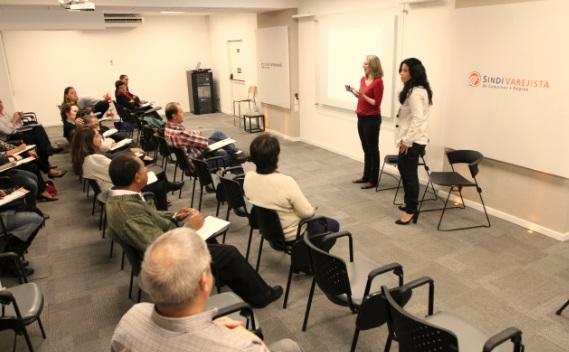 Grupo de Gestão em RH no Varejo se reúne na 4ª-feira