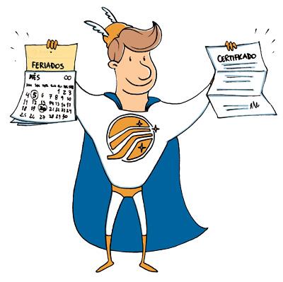 Para trabalhar no feriado de 02/11, solicite a Certidão de Adesão
