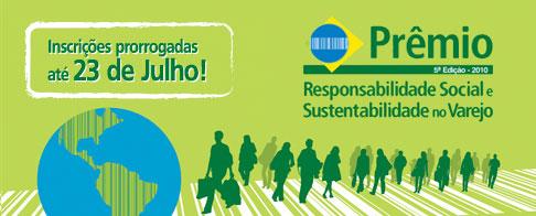 5º Prêmio de Responsabilidade Social e Sustentabilidade no Varejo