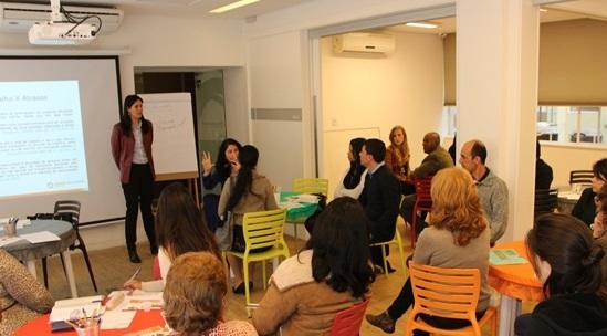 Terceiro encontro do Gestão de RH reuniu cerca de 40 profissionais e comerciantes