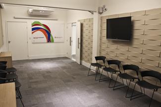Conexão Empresarial abre espaço para aluguel de salas