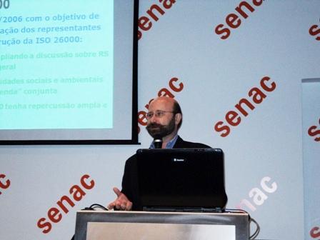 Encontro empresarial destaca a importância da ISO 26000