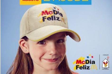 Falta pouco: MC Dia Feliz acontece no próximo sábado. Participe da campanha!