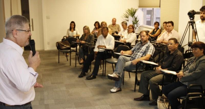 Contabilistas discutem marketing para o setor com especialista