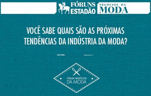 FecomercioSP e Estadão promovem Fórum Negócios da Moda