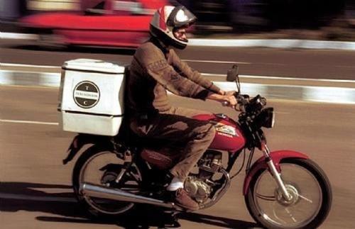 Portaria define uso de moto para o trabalho como atividade perigosa